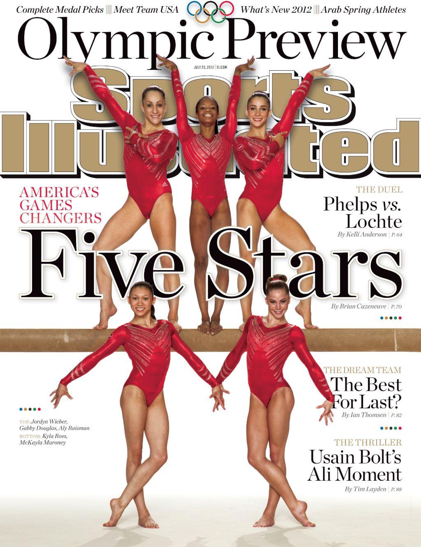 Olympic Women's Gymnastics Team