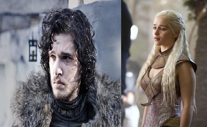 Jon Snow Marry Daenerys Targaryen Look