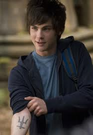 I would watch Percy Jackson do anything!