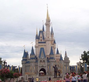 "Granted, it takes someone saying ""Disney"" for me to think about how much I want to go back to Disney World..."