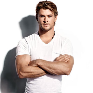 Clean Cut Hemsworth!