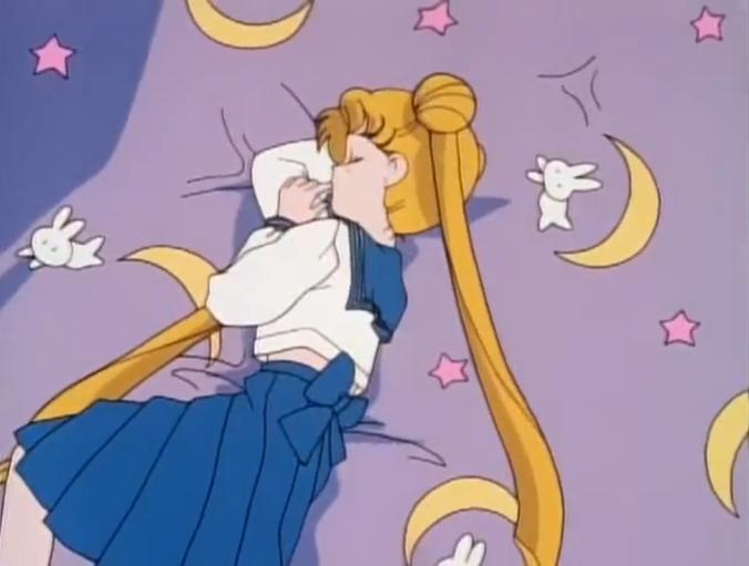 Sleepy Usagi