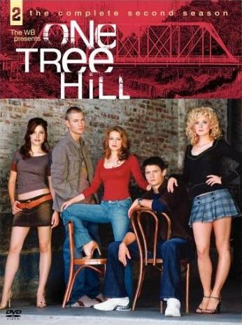 One_Tree_Hill_-_Season_2_-_DVD