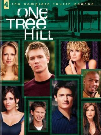 One_Tree_Hill_-_Season_4_-_DVD